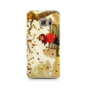 Motivatebox - Samsung Galaxy S7 Back Cover - Autumn Art Polycarbonate 3D Hard case protective back cover. Premium Quality designer Printed 3D Matte finish hard case back cover.