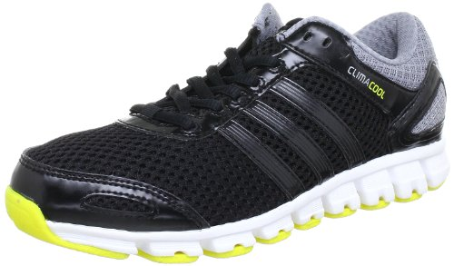 Adidas Performance Womens CC Modulate W Running Shoes Black Schwarz (Black 1 / Black 1 / Yellow Zest S13) Size: 44 2/3