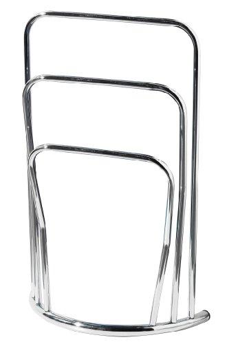 Premier Housewares 3-Tier Towel Rack - 58 x 26 x 84 cm Height