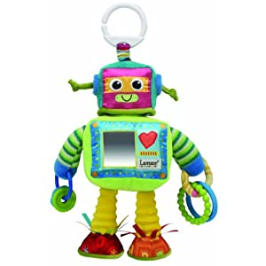Lamaze Play & Grow Rusty the Robot Take Along Toy $8.76