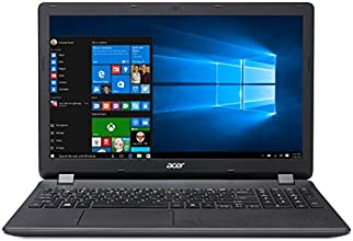 "Acer Aspire ES1-531-P9JA PC Portable 15"" Noir (Intel Pentium, 4 Go de RAM, Disque Dur 1 To, Windows 10)"