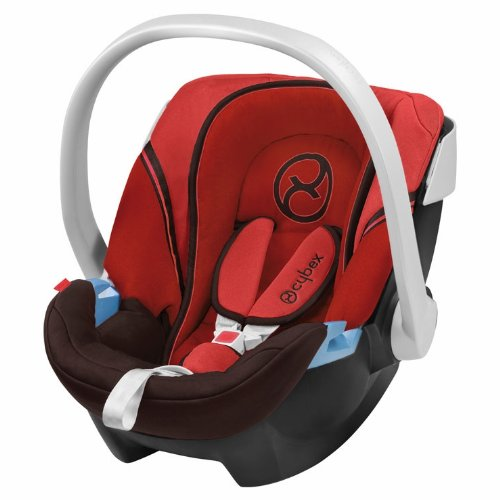 Cybex Aton Infant Car Seat - Lipstick