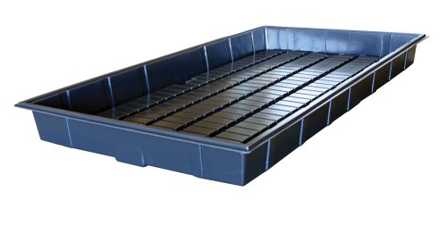 3' x 6' Flood Tray (black) - Botanicare