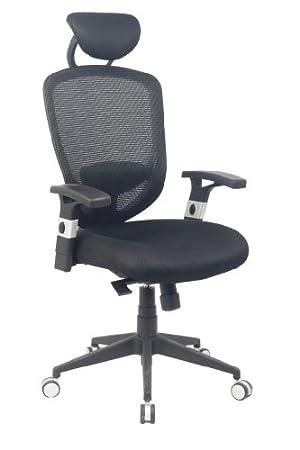 VIVA OFFICE High Back Mesh Chair, Ergonomic Office Chair, Desk Chair