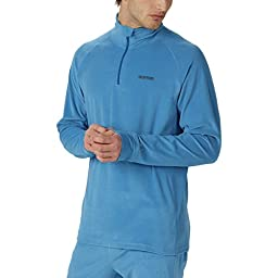 Burton Expedition 1/4-Zip Top - Men\'s Glacier Blue, M