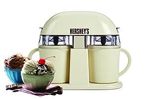HERSHEY'S Dual Single Serve Ice Cream Machine (IC13887)