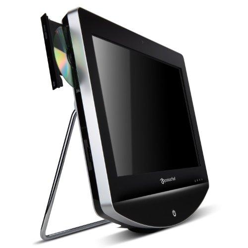 Packard Bell One Two L All in One 23 inch Multi Touch Screen PC (AMD Athlon II X2 220, RAM 4GB, HDD 1000GB FullHD Screen, WiFi,Webcam)