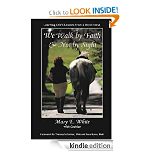 We Walk by Faith &amp; Not by Sight: Life's Lessons Learned from a Blind Horse