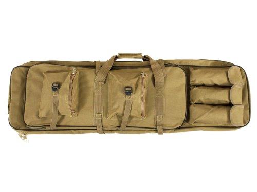 Begadi Langwaffentasche / Futteral mit Doppelfach
