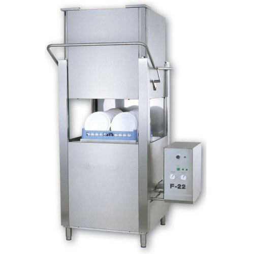 Jet-Tech Systems F-22 Stainless Steel 304 High Temperature Door Type Dishwasher