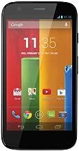 Motorola Moto G Smartphone débloqué 3G+ (Ecran : 4.5 pouces - 8 Go - Android 4.4 KitKat) Noir