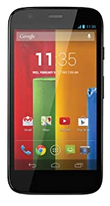 Motorola Moto G - Global GSM - Unlocked - 16GB (Black)