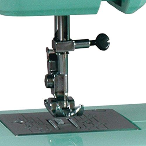 size sewing machine