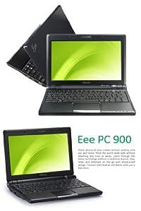 ASUS Eee PC 900 BK076X Windows XP Netbook