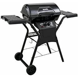Char-Broil Quickset 26500-BTU 2-Burner Gas Grill - Black