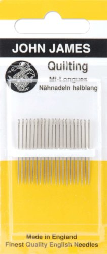 Quilting/Betweens Hand Needles-Size 10 20/Pkg (Hand Quilting Needles Size 11 compare prices)