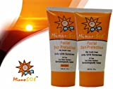 Minus-Sol Facial Sun Protection SPF 30+ (25g - color white)