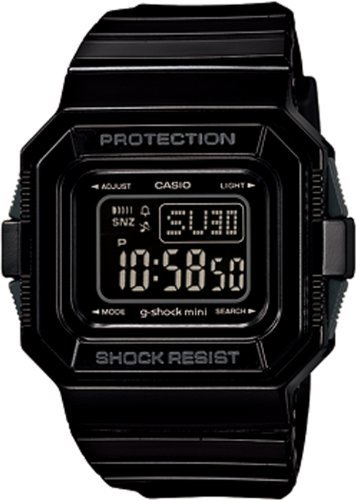 CASIO CASIO watch [g-shock mini: GMN-550-1DJR BLACK
