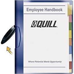 Poly Report Covers - #717417 - Package of 5 by Quill 66