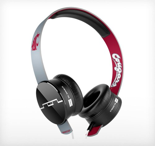 SOL REPUBLIC Collegiate Series Tracks Headphones (Washington State)
