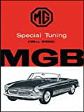 Brooklands Books Ltd MG MGB 1800 Tuning: Owners' Handbook