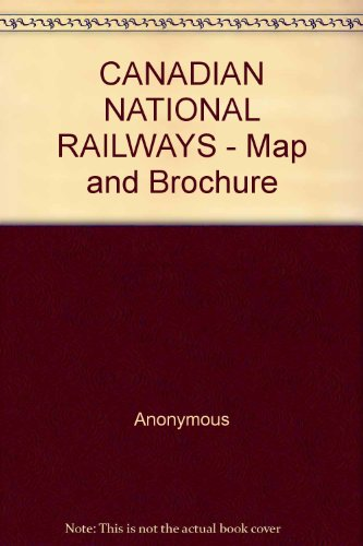 canadian-national-railways-map-and-brochure