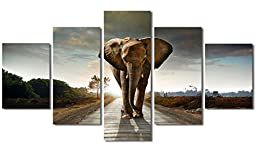 DZL Art D00139 Canvas Print For Home Decoration,Framed, Ready to Hang- 40\