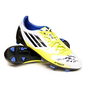 Lionel Messi signed football boot - Adidas F50 - Autographed Soccer