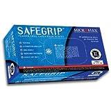 Microflex Corporation SG-375-L Large Safegrip Gloves, 50 Count