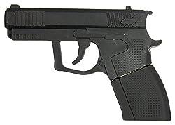 Zeztee Gun Shape 16GB Pen Drive ZTRBPD11624_BK USB 2.0 (Black)