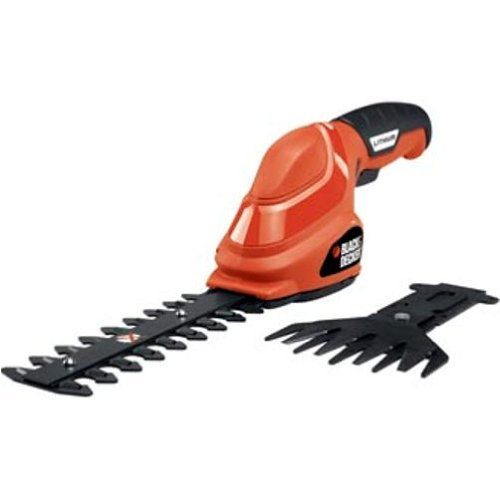Cheapest Prices! Black & Decker GSL35 3.6-Volt Lithium-Ion Cordless Compact Grass Shear/Shrub Tr...