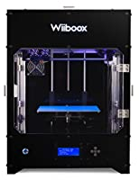Wiiboox COMPANY PRO300 3D Printer, Metal Frame Structure, Acrylic Cover, Particle Filtration Module, High Quality Print