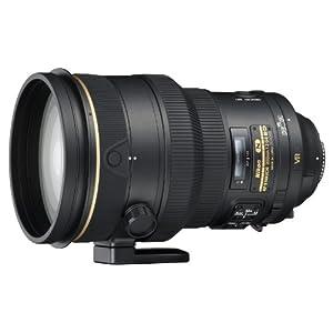 Nikon 200mm f/2G AF-S ED VR II Nikkor Lens for Nikon Digital SLR Cameras