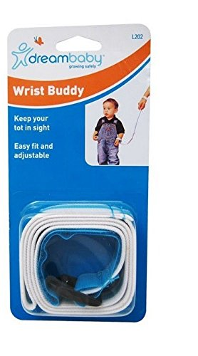 Best Price! Dreambaby Wrist Buddy Safety Tether - Blue