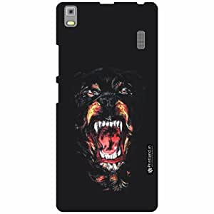Lenovo A7000 - PA030023IN Back Cover - Silicon Horror Designer Cases