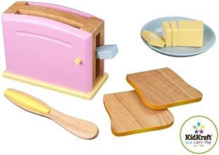 KidKraft Pastel Toaster Set