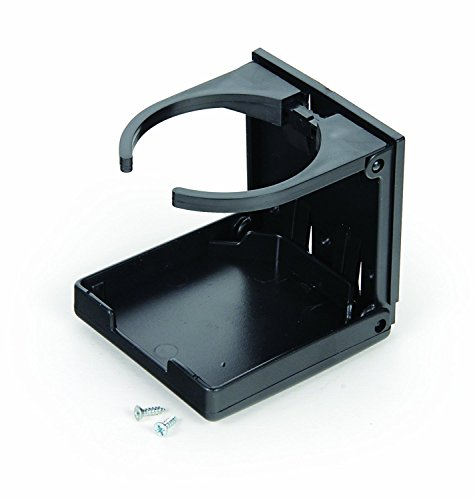 Camco 44044 Adjustable Drink Holder (Black) (Camper Cup Holder compare prices)