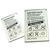 BST-41 Battery Generic Substitute For Sony Ericsson Xperia X1i In White