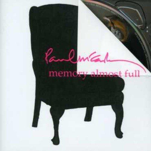 Memory Almost Full by Paul Mccartney (Paul Mccartney Memory Almost Full compare prices)