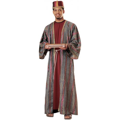 Balthazar Three Wise Men Costume - Standard - Chest Size 40-44