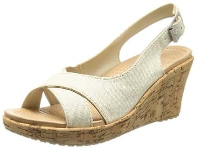 Original Crocs Huarache Flat Women39s Sandals Amazoncouk Shoes Amp Bags