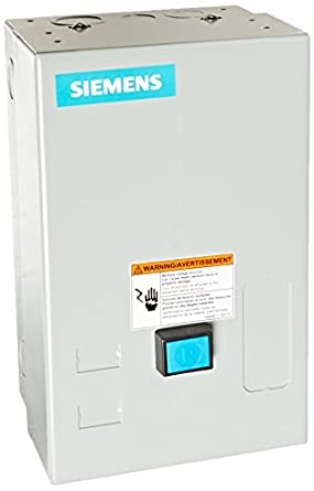 Siemens 14cuc32bc Heavy Duty Motor Starter Solid State