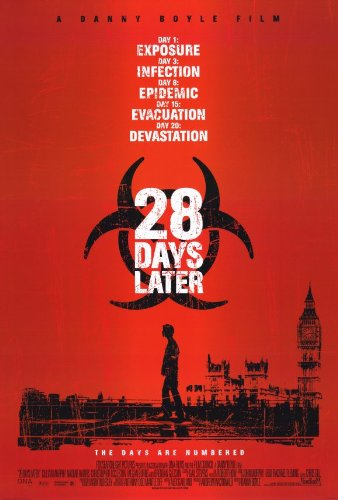 (27X40) 28 Days Later Movie Poster