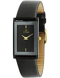 titan watches buy titan watches online at best prices in titan classique analog black dial men s watch ne291nl02