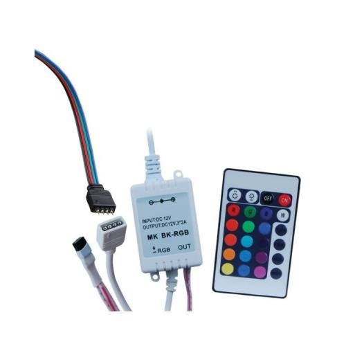 Audiop Nlfk100R Audiopipe Pipedream Led Control Remote Box
