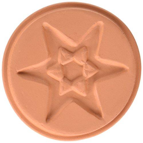 JBK Pottery JBK Pottery Cookie Stamp Set Sky