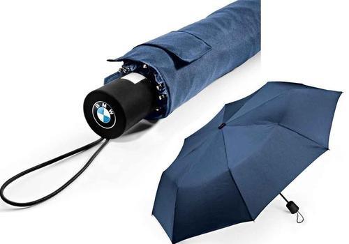 bmw-original-ombrello-blu-scuro