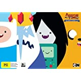 Adventure Time: Seasons 1-5 [Blu-ray]