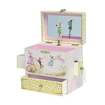 Enchantmints Just In Case – Classic Fairy Music Box