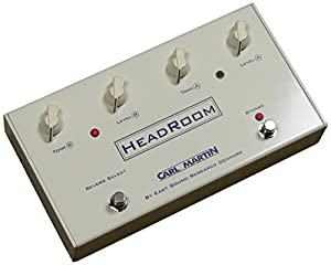 Carl Martin Cm Hr Headroom Spring Reverb Effect Pedal
